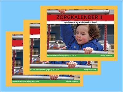 Zorgkalender II - Set van 3 delen