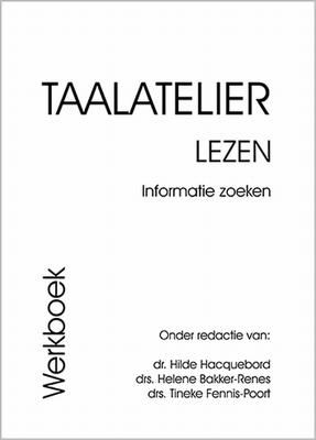 Taalatelier Lezen, Informatie zoeken