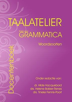 Taalatelier Grammatica, Woordsoorten