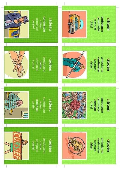 Opstap Frans Deel 2b Franse woorden