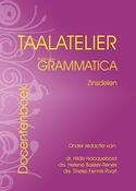 Taalatelier Grammatica, Zinsdelen